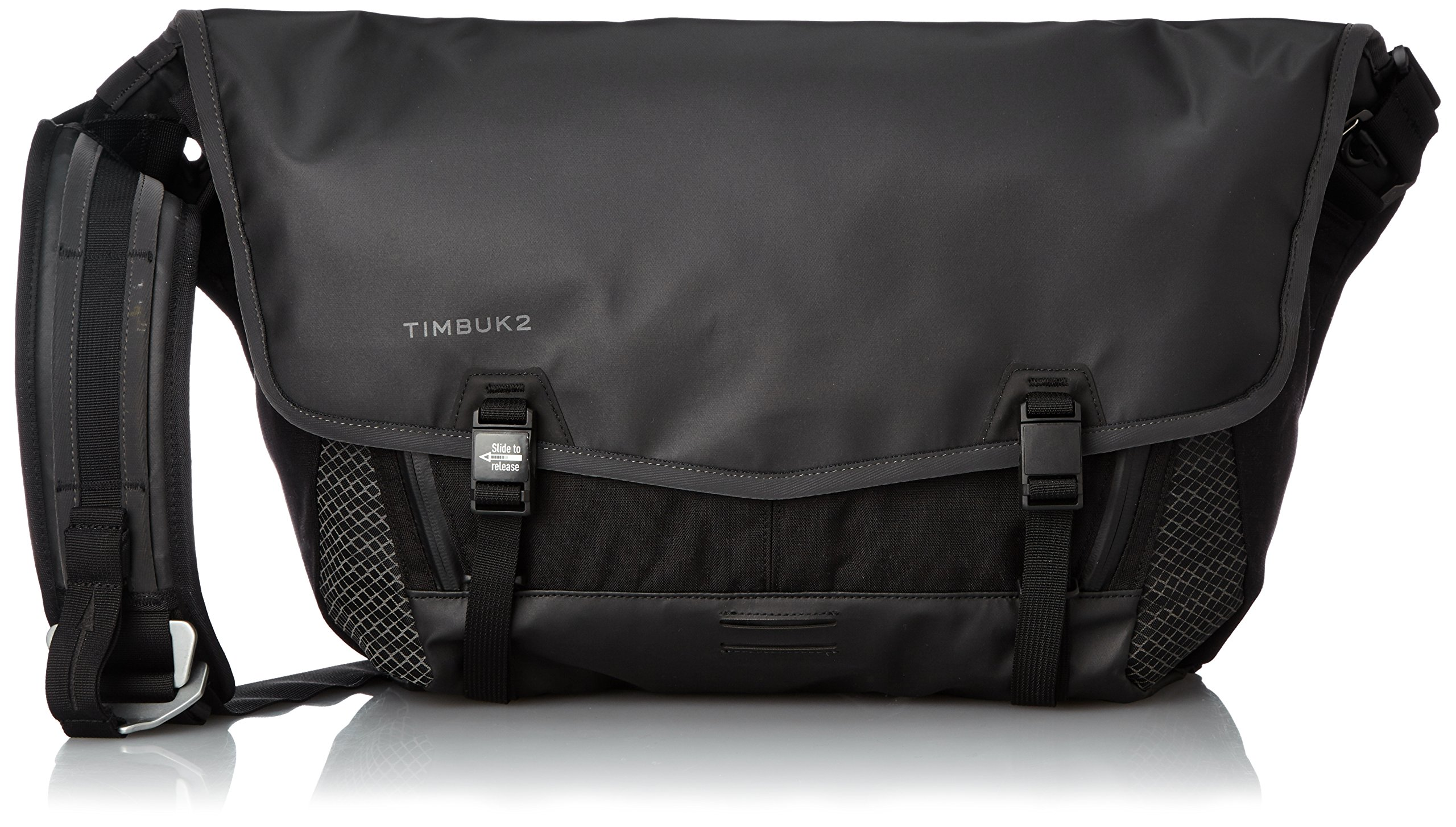 Timbuk2 Especial Messenger Bag, Black, Large