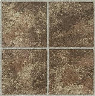 asab pack of 4 self adhesive floor tiles 30 x 30cm kitchen bathroom peel back stick