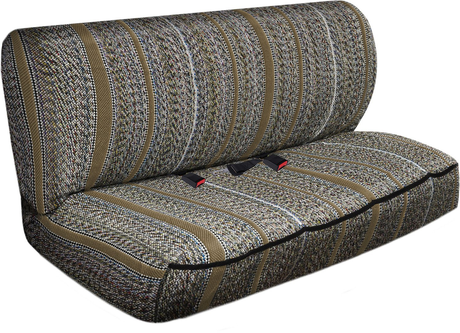 Amazon OxGord 2pc Full Size Heavy Duty Saddle Blanket Bench Seat Covers