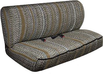 OxGord 2pc Full Size Heavy Duty Saddle Blanket Bench Seat Covers