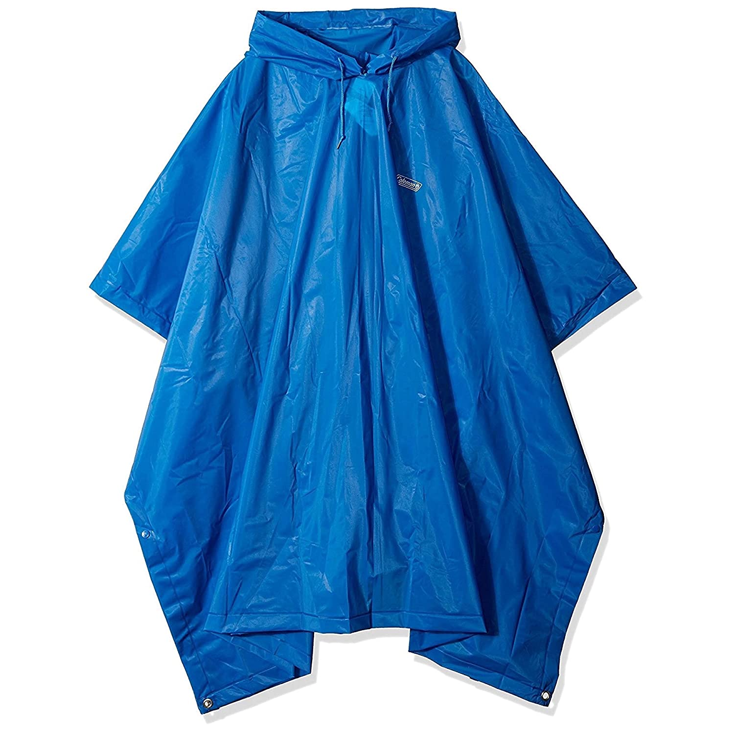 Coleman Rain Poncho | Adult Waterproof Poncho, One Size, Blue Coleman Company 2000014930