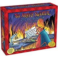 Image for The Argyle Sweater 2021 Day-to-Day Calendar