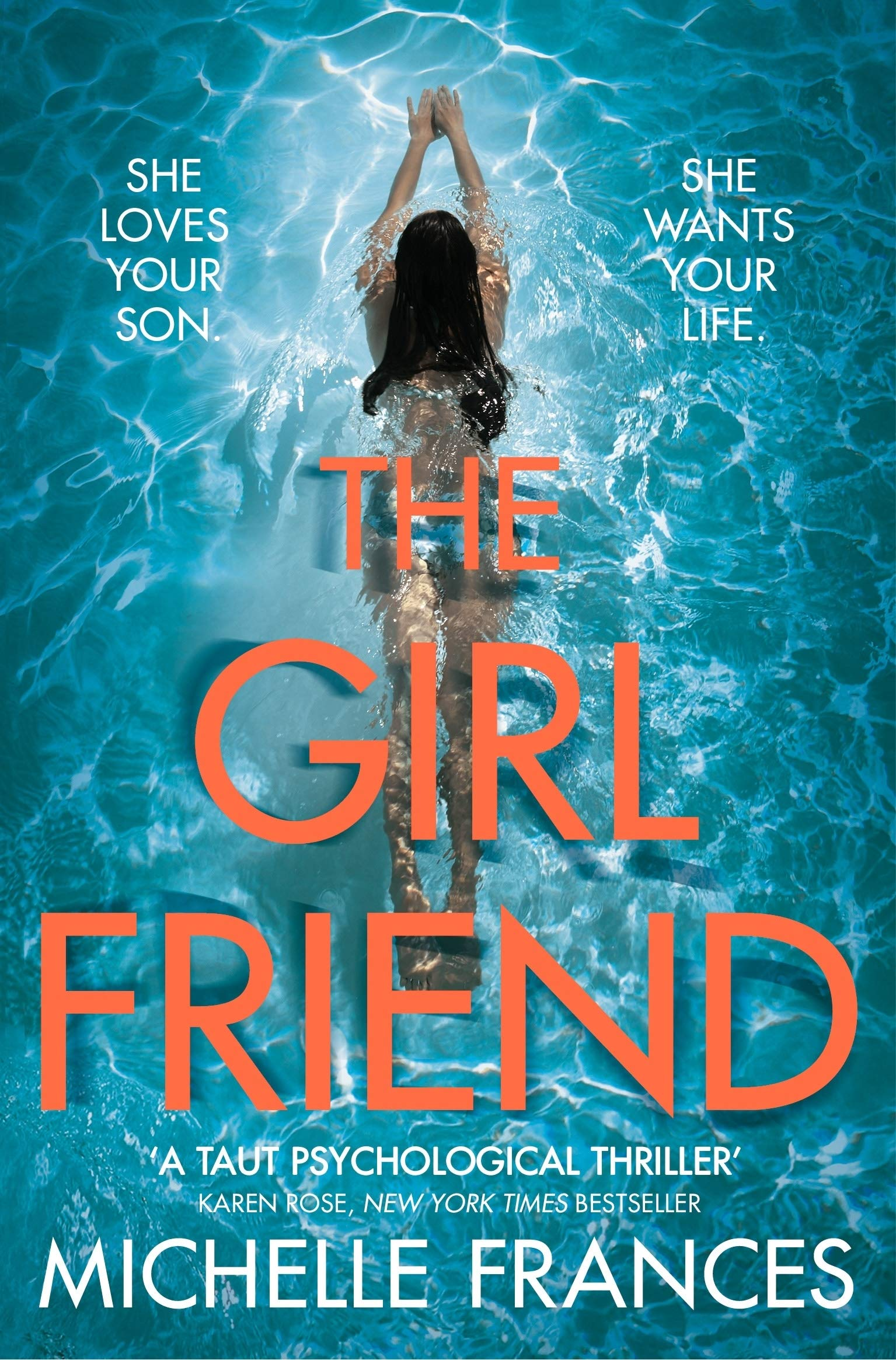 The Girlfriend: The Gripping Psychological Thriller from the Number