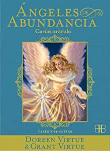 Angeles de abundancia. Cartas oráculo: Libro y 44 cartas (Doreen Virtue)