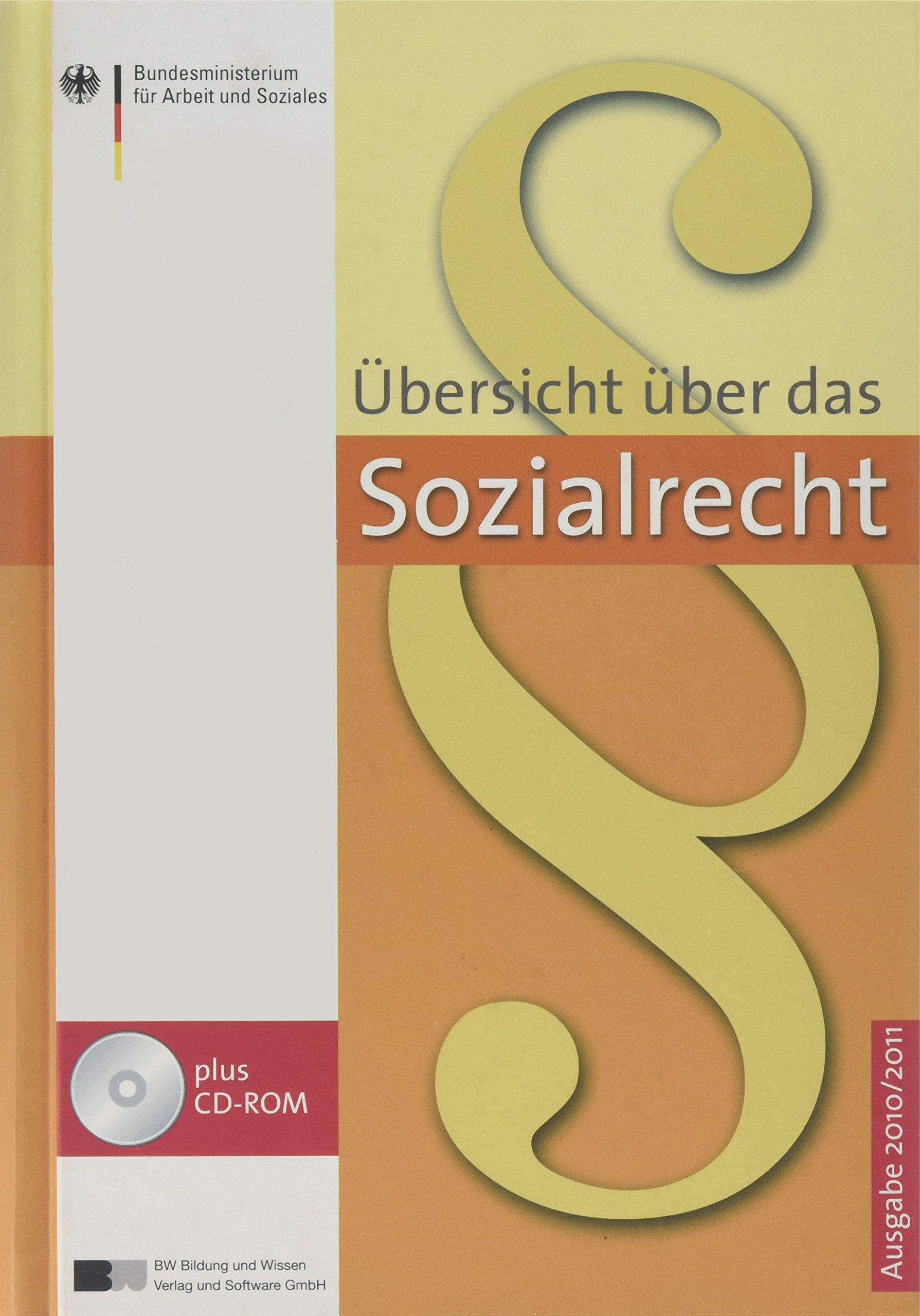 Übersicht über das Sozialrecht 2010/2011