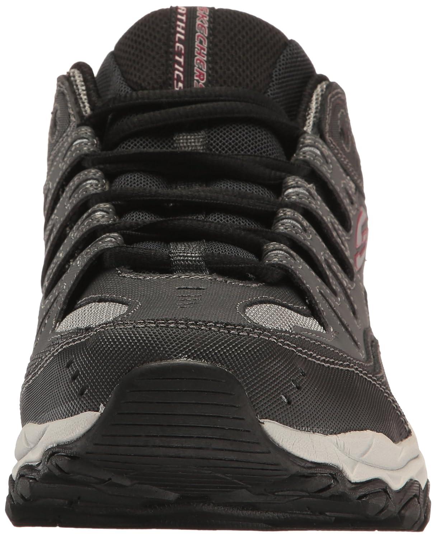 Skechers-Afterburn-Memory-Foam-M-fit-Men-039-s-Sport-After-Burn-Baskets-Chaussures miniature 42