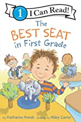 The Best Seat in First Grade (I Can Read Level 1) Kindle Edition