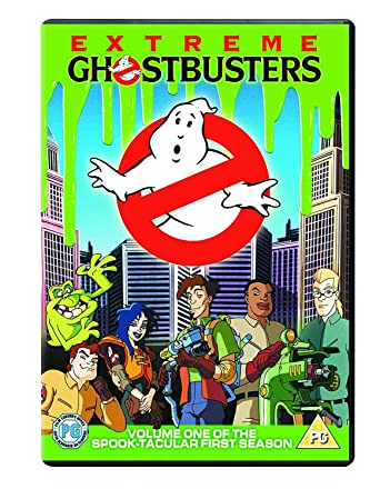 The Senate – Top Ten Ghostbusters Cartoon Series Dvd