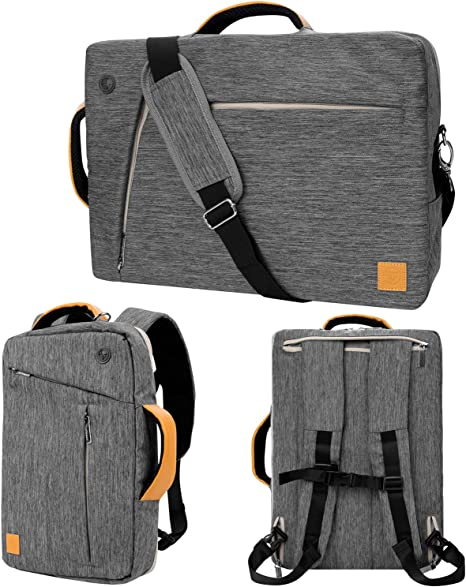 "For Dell Inspiron 11 3000 2-in-1 11/"" Laptop Convertible Backpack Messenger Bag"
