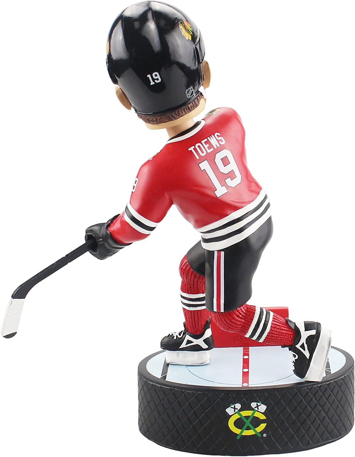 Forever Collectibles Jonathan Toews Chicago Blackhawks Baller Special Edition Bobblehead
