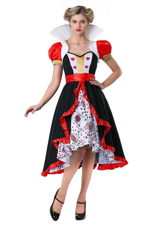 marcas de moda Plus Size Flirty Queen of Hearts Fancy Dress Dress Dress Costume 2X  venta al por mayor barato
