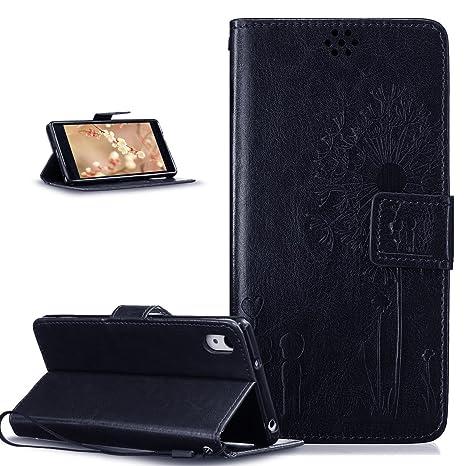 Sony Xperia Z2 caso, Sony Xperia Z2 funda, ikasus), diseño de diente de león Love los ...