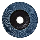Mercer Industries 262080 Zirconia Flap Disc, High