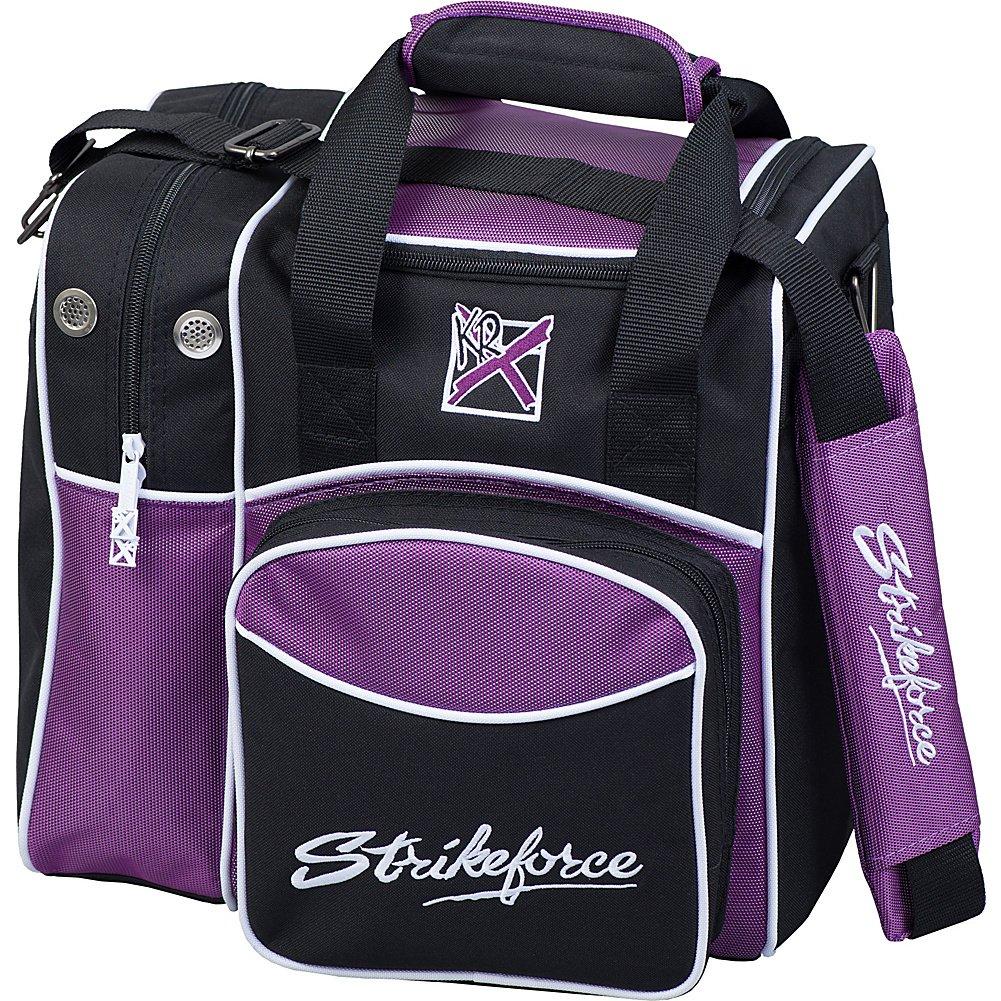 KR Strikeforce M-033-115 Flyer Bowling Shoes Black//Mag Blue Size 11.5