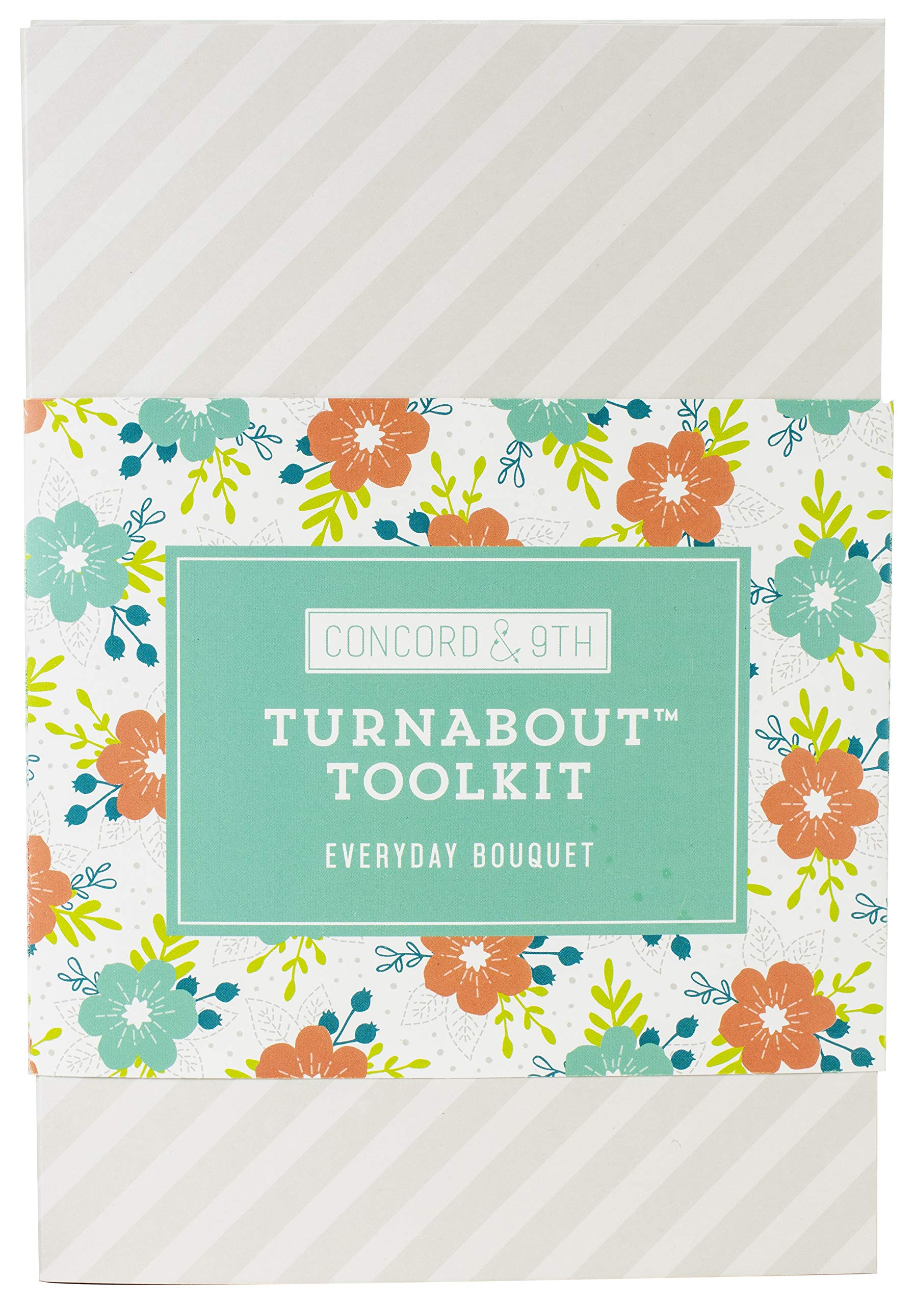 Concord & 9th Turnabout Toolkit-Everyday Bouquet by Concord & 9th (Image #1)