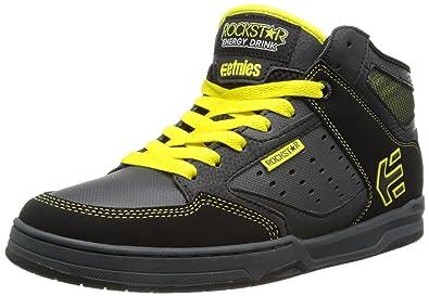 642524cf0ee43 etnies Mens Rockstar Cartel Mid Skateboarding Shoes