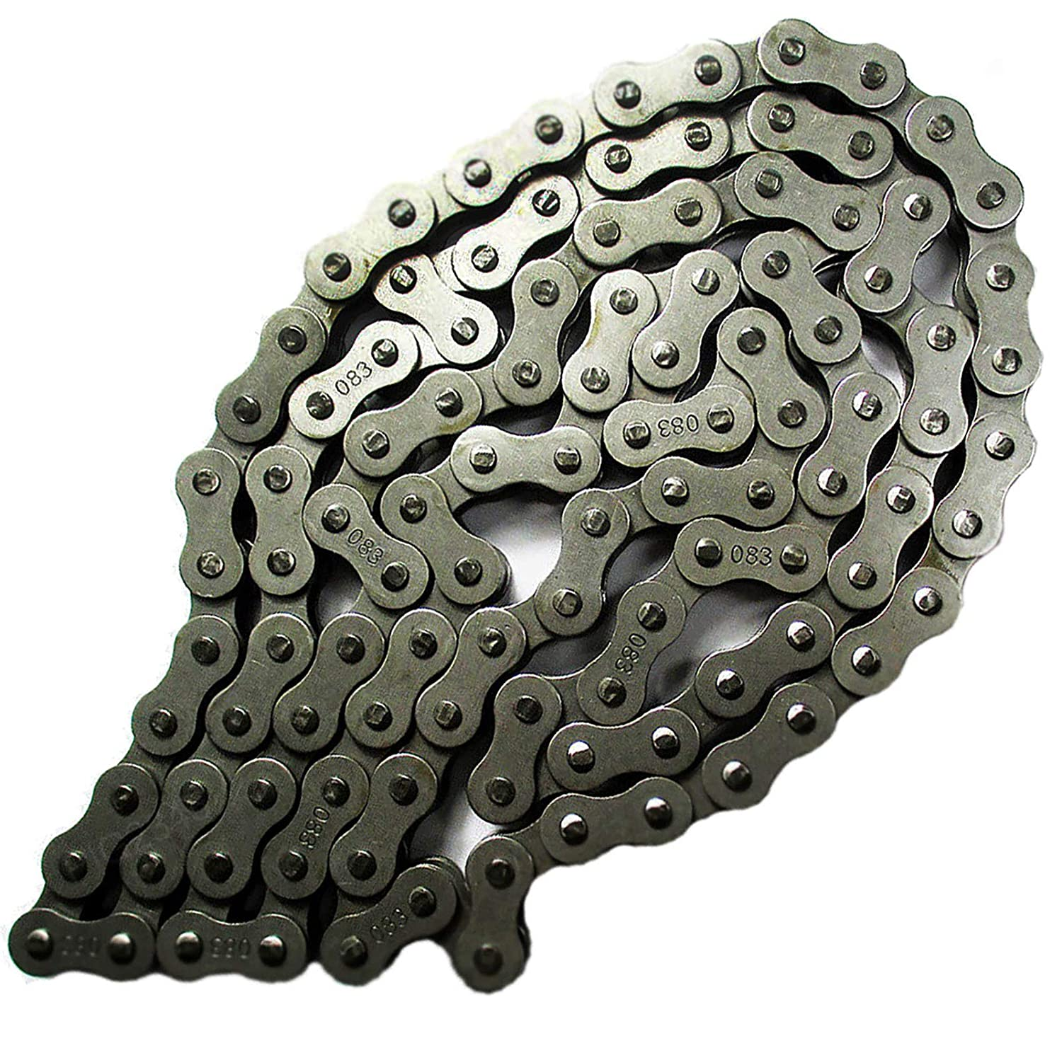 415-110L Chain /& Master Link for 49cc to 80cc 2-Stroke Engine Motorized Bicycles