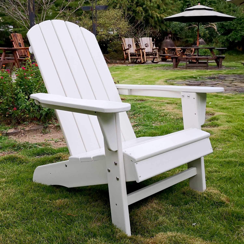 Outdoor Wooden Fashion Adirondack Chair/Muskoka Chairs Patio Deck Garden