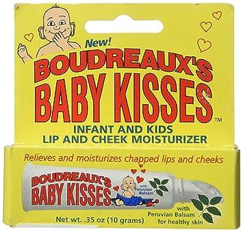 6 Pack - Boudreauxs Baby Kisses Lip and Cheek Moisturizer 10 g Techni Peel Masque - Smoothing Peeling Mask 1.6oz