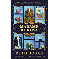 Madame Burova: the new novel from the author of The Keeper of Lost Things