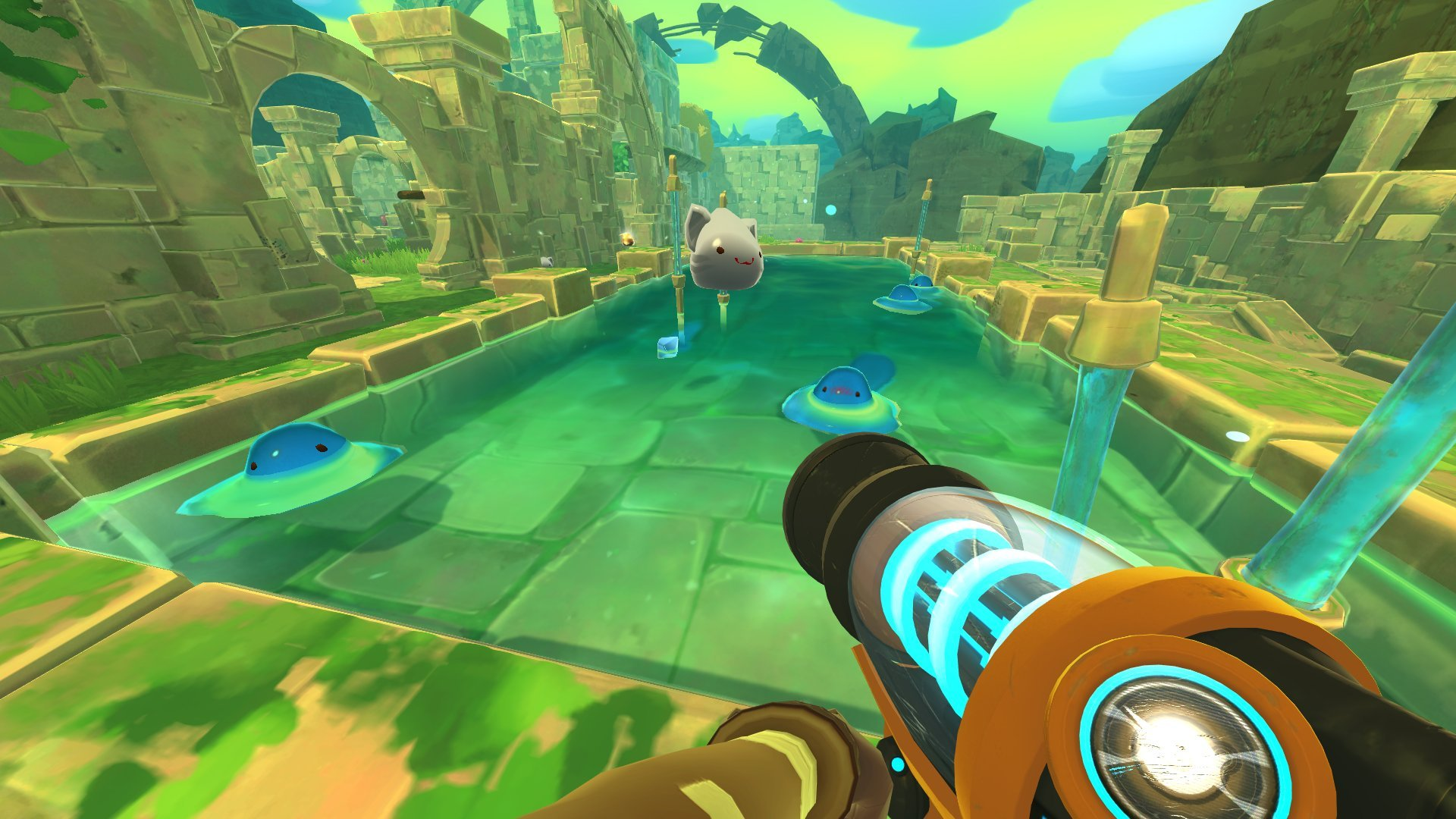 how to use jetpack slime rancher
