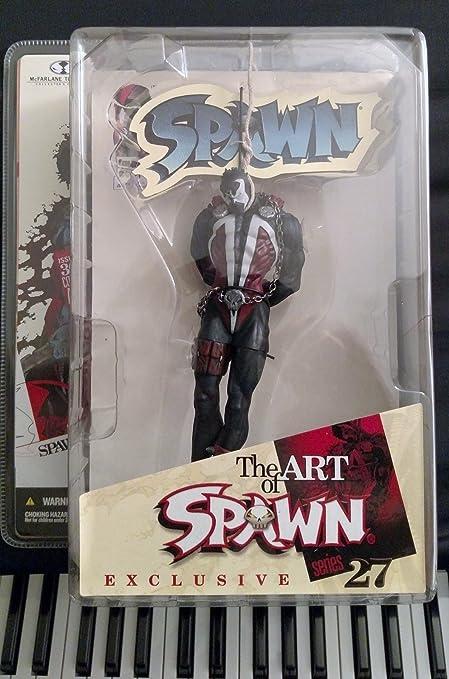 Amazon Com Mcfarlane Toys The Art Of Spawn Collectors Club