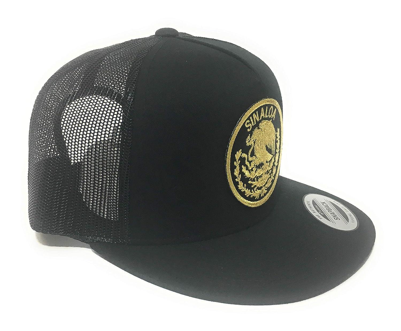 Amazon.com : Gorra Federal Sinaloa. SNAP Back. HAT. Cap. : Sports & Outdoors