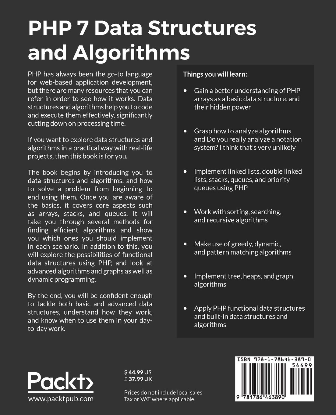 PHP  Data Structures And Algorithms Mizanur Rahman - Us zip code validation php