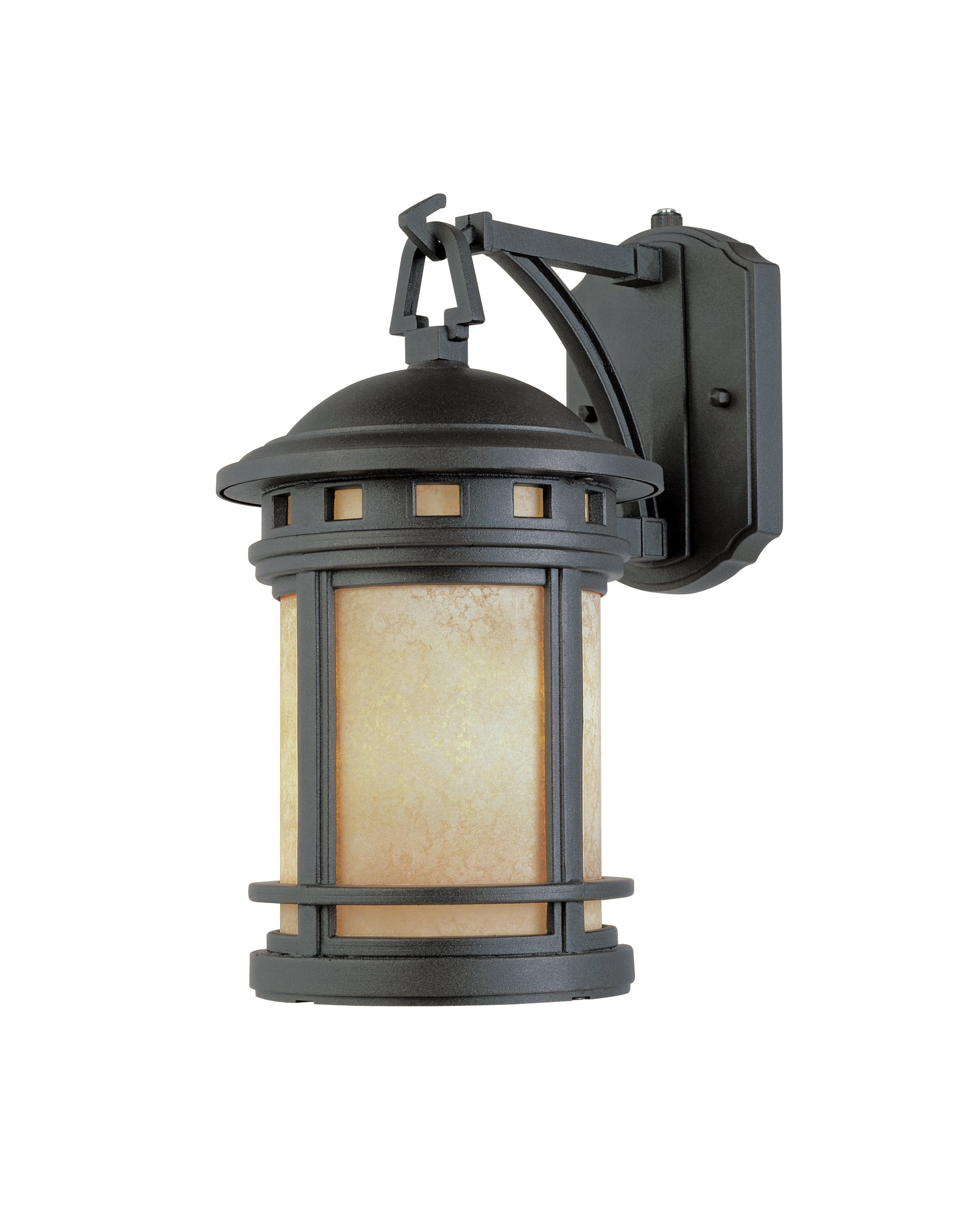Designers Fountain ES2391-AM-ORB Sedona-Es Wall Lanterns, Oil Rubbed Bronze