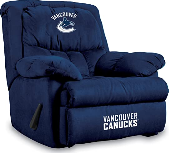 Vancouver Canucks Home Team Recliner