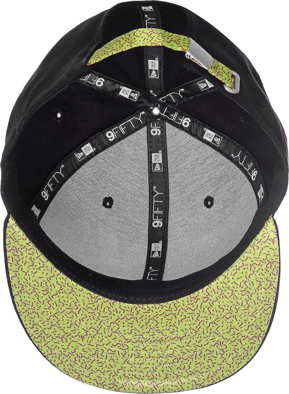 New Era 9Fifty YO! Black Snapback Cap  Amazon.co.uk  Clothing da8ce66ec5e0