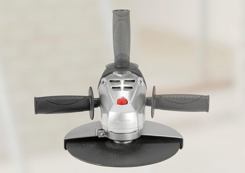 Skil 9782AA Meuleuse dAngle 230 mm 2400W, D/émarrage Progressif, incl. Cl/é /à ergots, Poign/ée, Capot de Protection