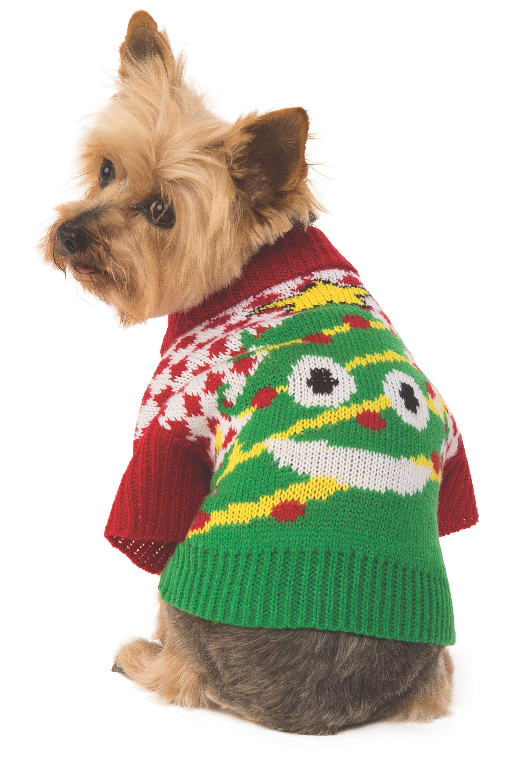 Rubie's Ugly Sweater with Xmas Tree, XX-Large