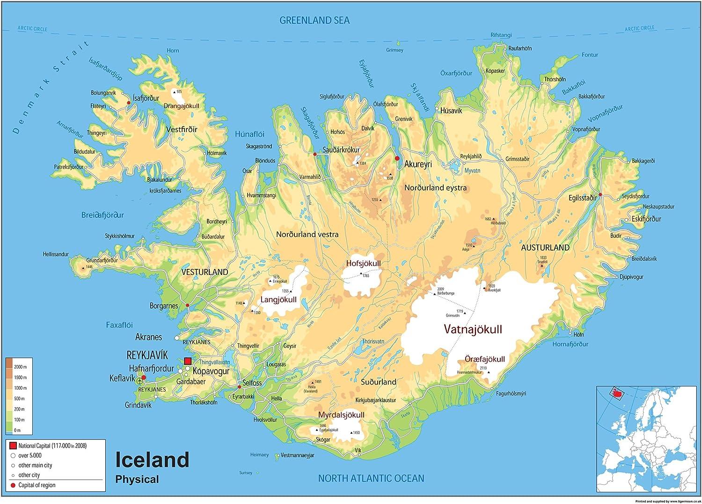 Cartina Muta Continenti