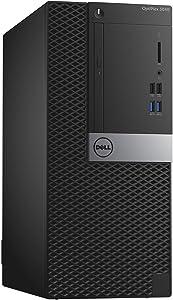 Dell OptiPlex 5040 Mini Tower | Intel Quad Core i5-6500 | 8GB DDR3L | 256 GB SSD | Win 10 Home (Renewed)