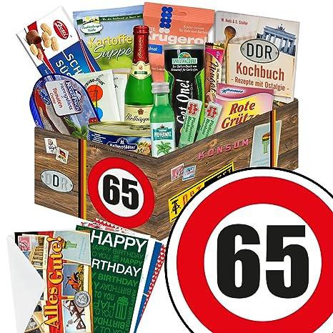 Geburtstag geschenke 65