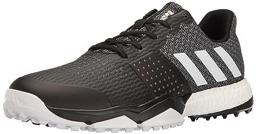adidas Men's Adipower S Boost 3 Cblack Golf Shoe, Black, ...