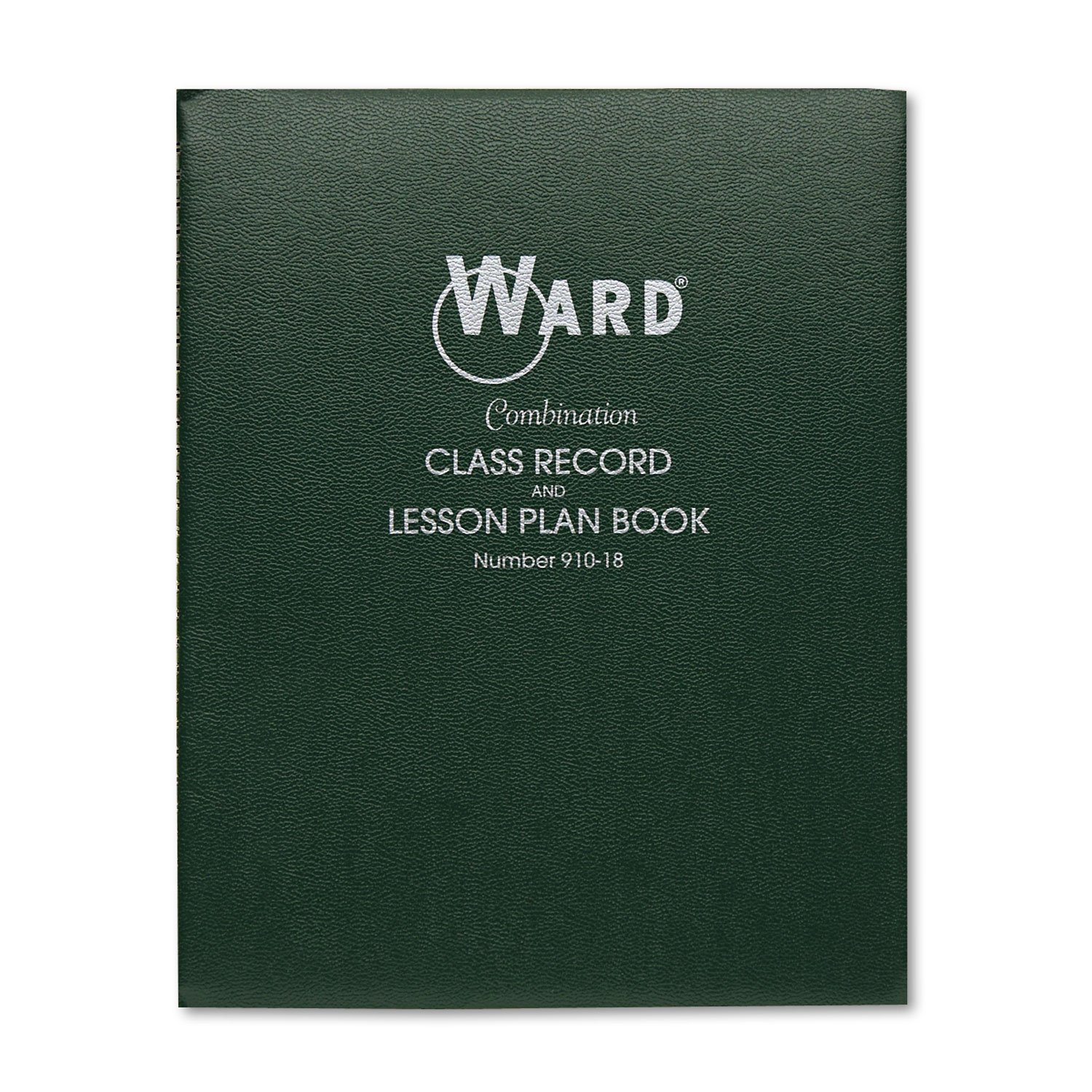 HUB91018 - Ward Combination Record amp;amp; Plan Book