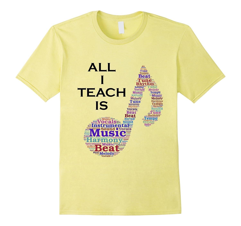 More than just a Music Teacher Shirt-T-Shirt