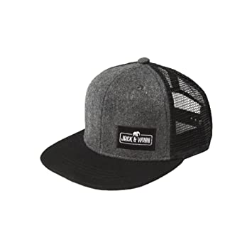 09c5b223b2481 Amazon.com   Daddy and Me Matching Wool Trucker Snapback Hat (Large (3-6  years) Package)   Baby