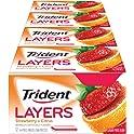 12-Pack Wild Strawberry & Tangy Citrus Sugar Free Gum