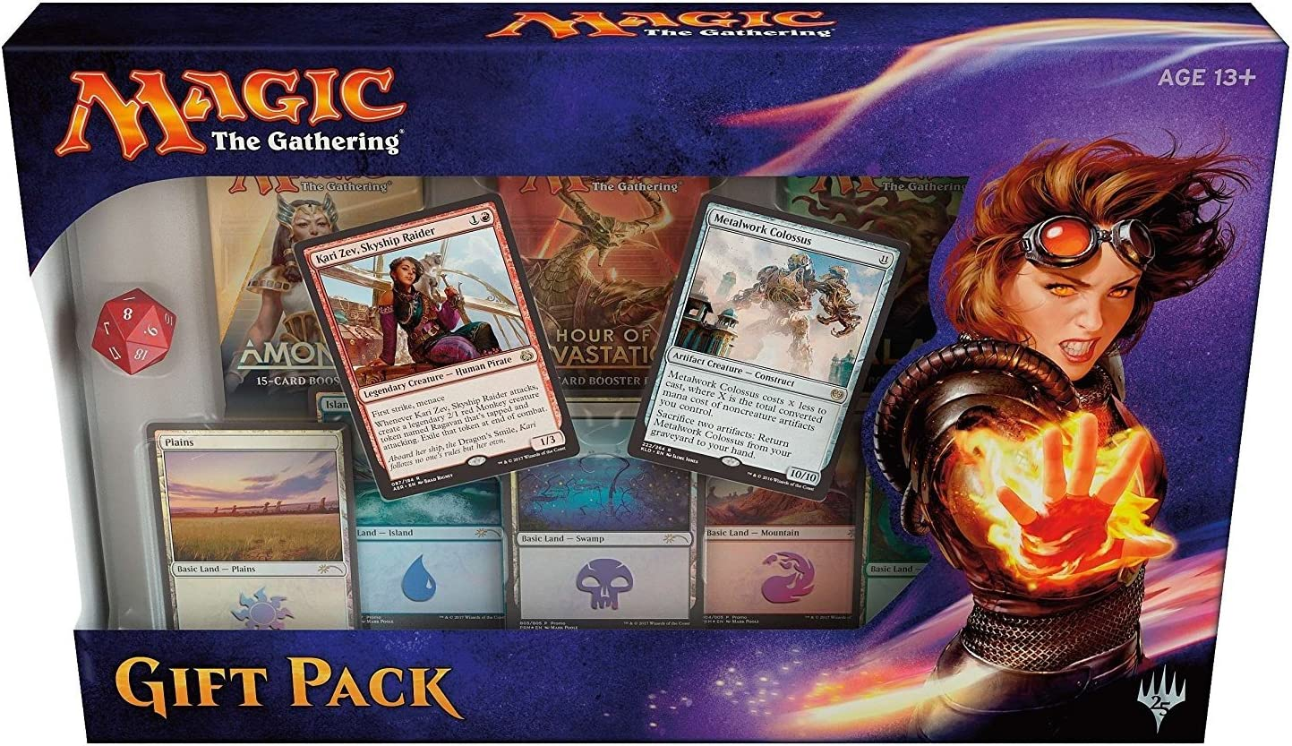 Magic The Gathering MTG-GP-en Regalo Pack