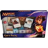 Box Especial Magic: The Gathering Gift Pack Wizard of the Coast SUIKA🔥💧🎃☀️🌳