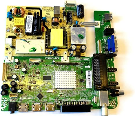 Violonchelo cv9202h de DPW cvb32005 Principal AV tarjeta televisor Fuente Alimentación PSU placa placa: Amazon.es: Electrónica