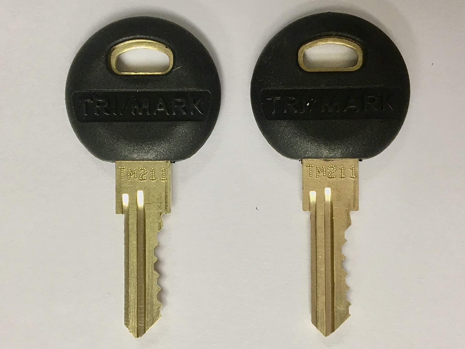 Trimark TM500 Key for 60-400 baggage compartment doors RV Motorhome