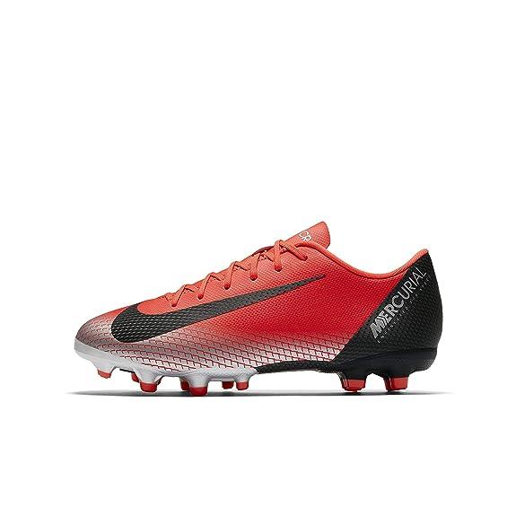 Nike Unisex-Kinder Vapor 12 Academy Gs Cr7 Mg Fußballschuhe