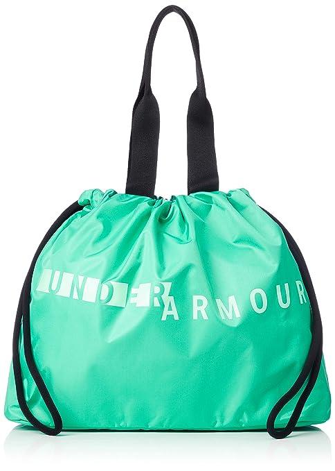 558ac81df5e0 Under Armour Women's Favorite Tote Bag, Malachite (349)/Green Typhoon, One  Size