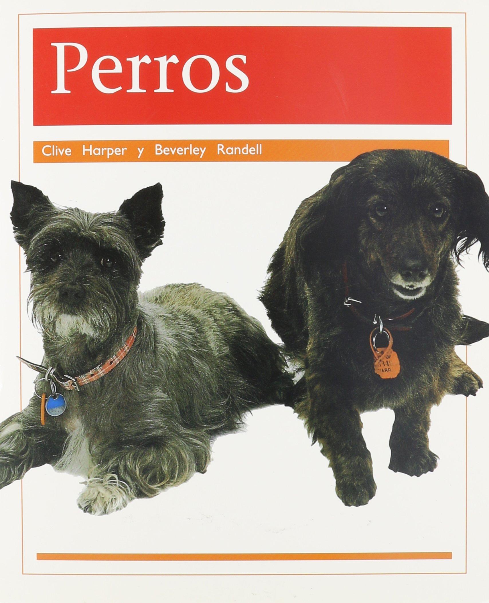 Rigby PM Coleccion: Individual Student Edition anaranjado (orange) Perros (Dogs) (Spanish Edition) ebook