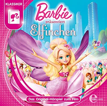 Animation Barbie Tells On A New Story Thumbelina A Story About A