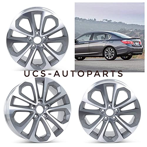 Set Of Four Rims With Bolt Patterns 5x114 3 Amazon Com